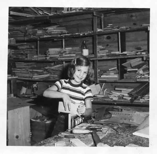 Patricia Woodbridge (SRV '58)